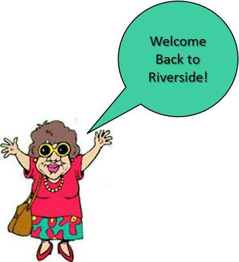 Welcome Back To Riverside